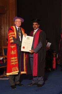 honours and felicitations