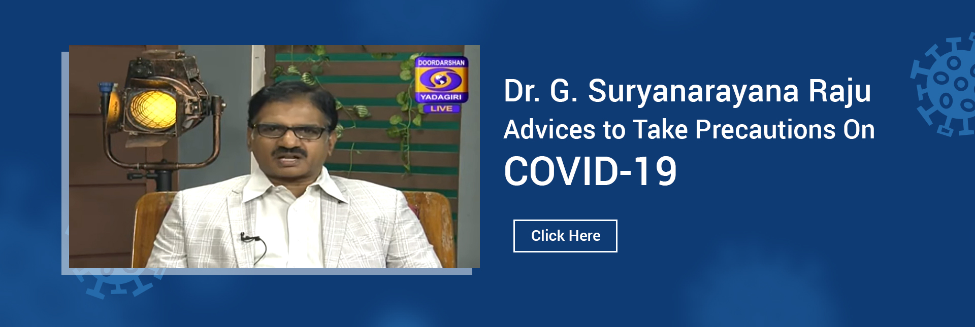 Dr-g-suryanarayana-raju-Advices-to-Take-Precautions-on-Covid-19